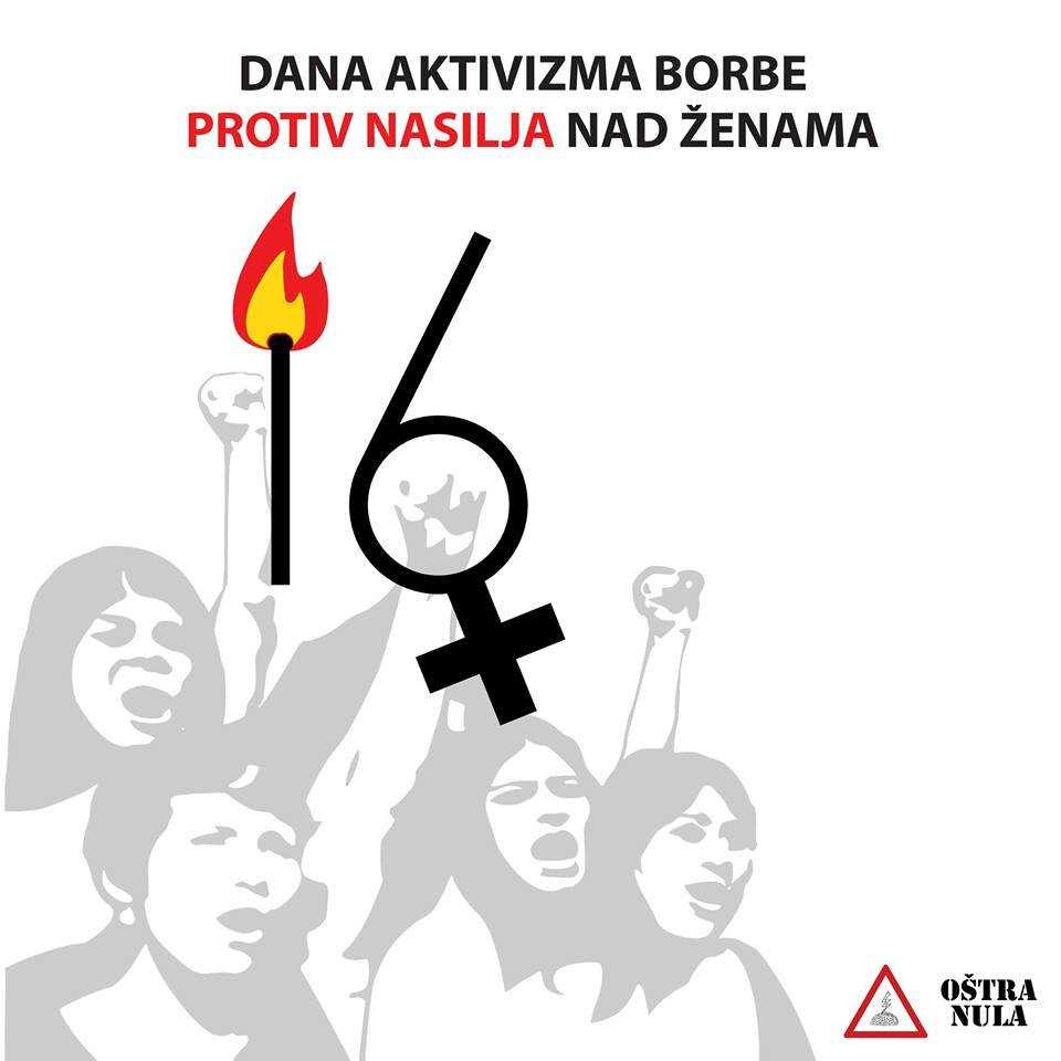 Obilježavanje 16 dana aktivizma