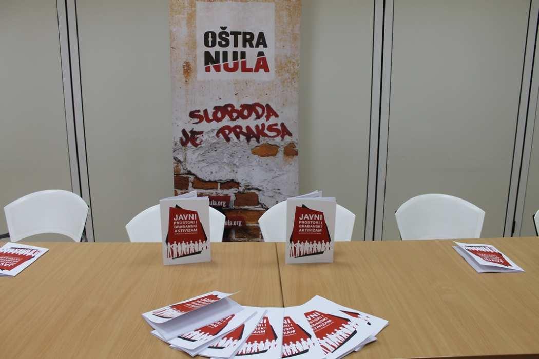 Predstavljena publikacija Javni prostori i građanski aktivizam (na području grada Banjaluka)