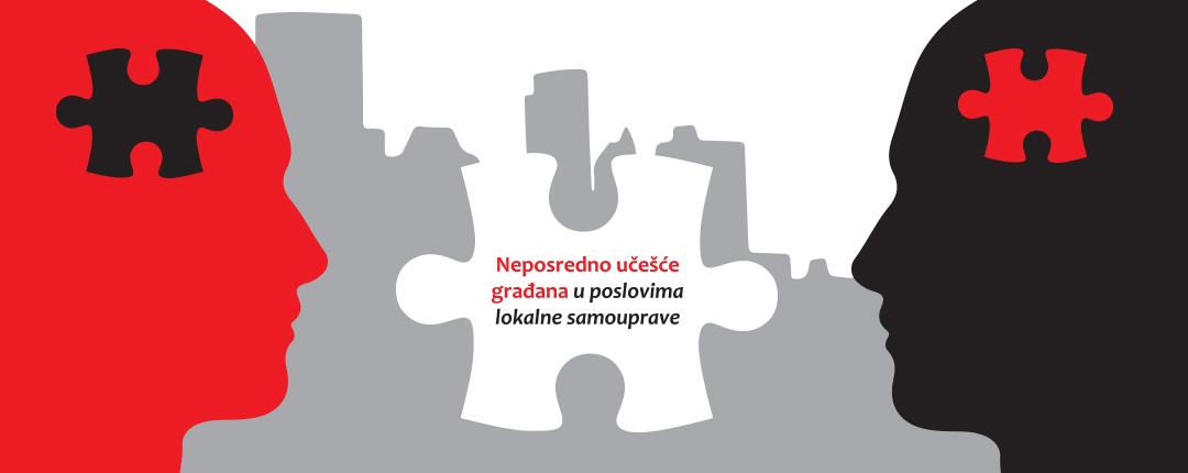 Razgovori o neposrednom učešću građana u poslovima lokalne samouprave