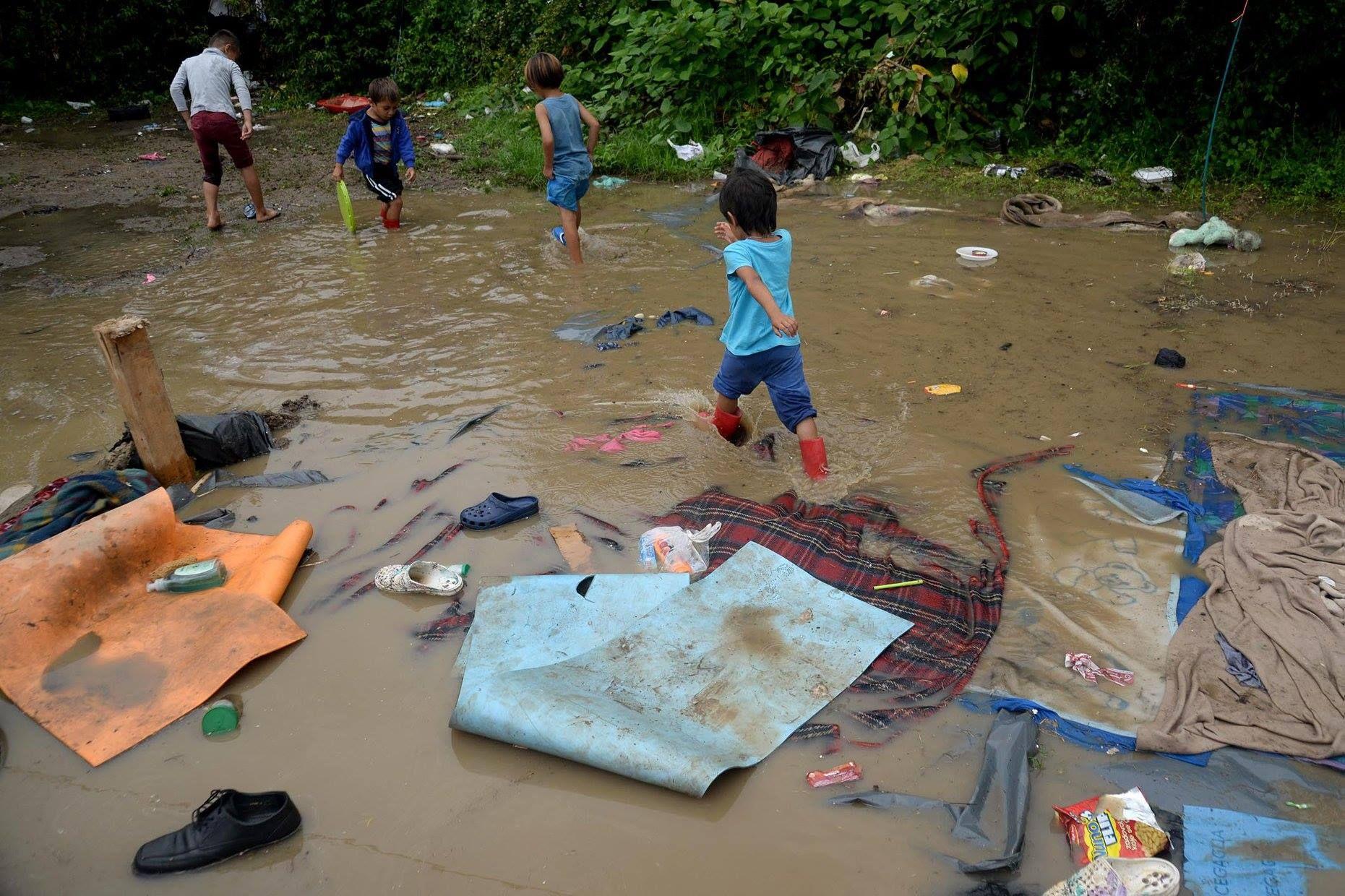 Saopštenje povodom katastrofalne situacije po živote izbjeglica i migranata u Bihaću i Velikoj Kladuši