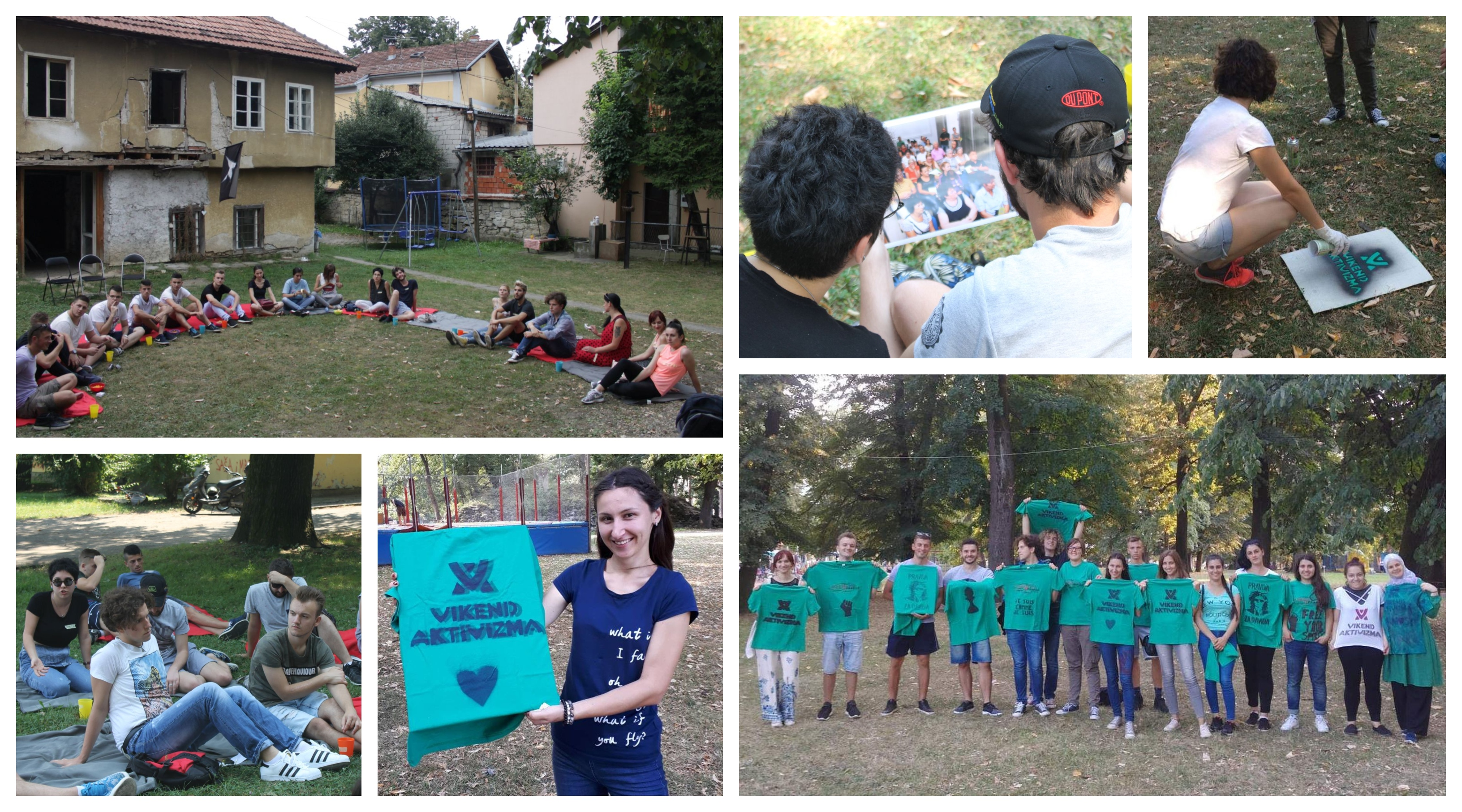 Sedmi vikend aktivizma: Suština je da građani što više koriste raspoloživa građanska i politička prava