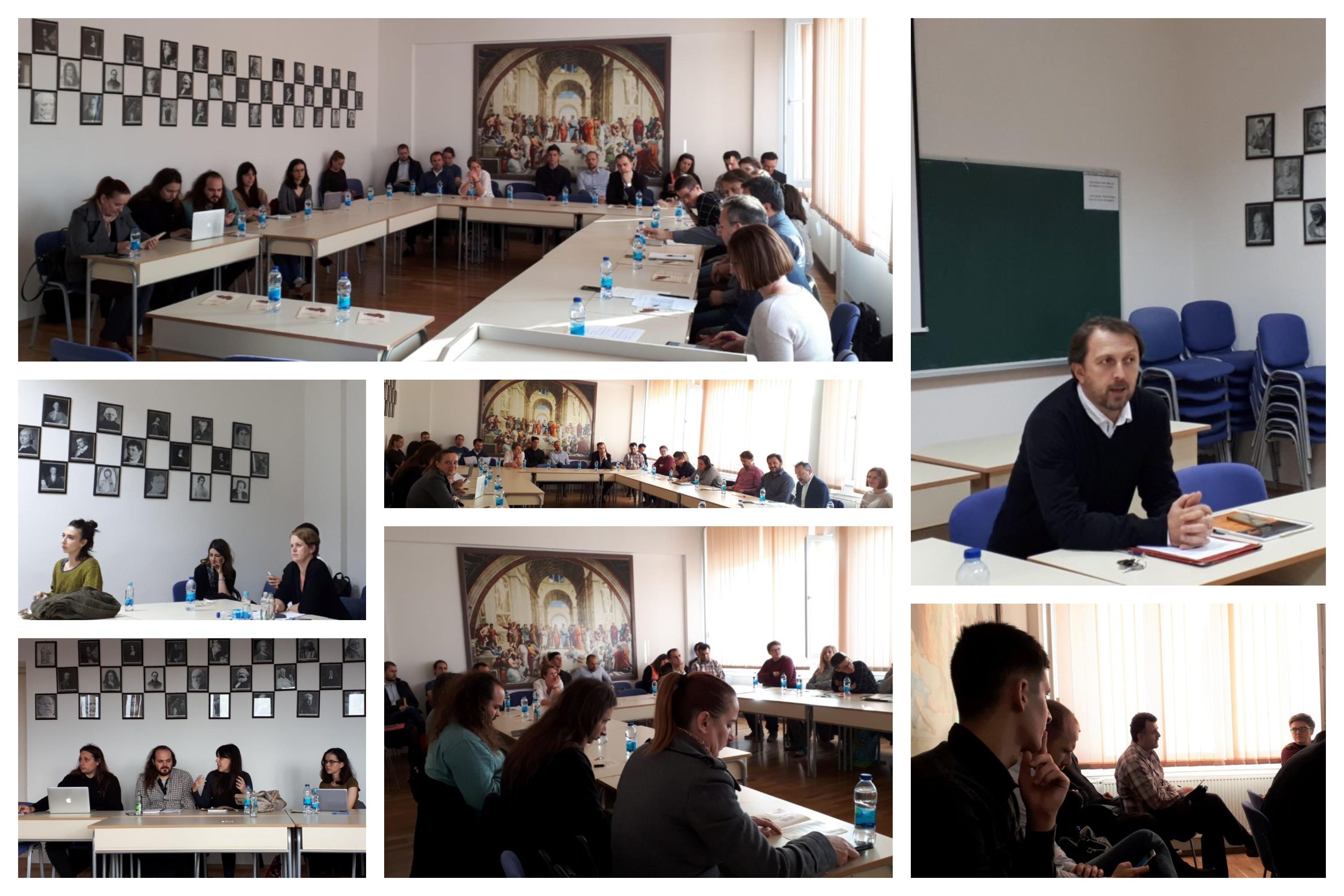 """Konferencija: """"Studije angažovanosti u kontekstu postjugoslovenskog društva"""""""